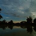 River Sunrise 1 by Kareem Farooq