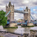 River Thames by Geoff Eccles