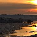 River To The Sun 2 by John Scatcherd