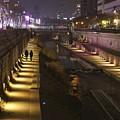 River Walk - Cheonggyecheon - Seoul by Ydania Ogando