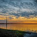 River Walk by Yvette Wilson
