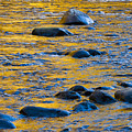 River Water And Rocks by Bill Brennan - Printscapes