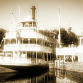 Riverboat, Liberty Square, Walt Disney World by A Gurmankin