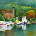 Riverboats by Karen Fleschler