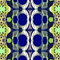 Riverdale Blue Green by Elisabeth Skajem Atter
