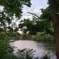 Riverhead At Dusk by Rob Hans