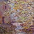 Riverside Colmar France by Belinda Consten
