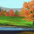 Riverside Maple by Frank Wilson