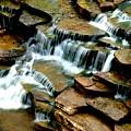Riverside Place Falls  by Daniel Thompson