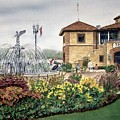 Riviera Gardens by Vicky Lilla