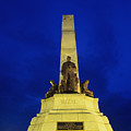 Rizal Monument by William Waterfall - Printscapes