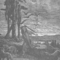 Rizpah Kindness Toward The Dead by Dore Gustave