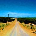 Road by Jim Buchanan