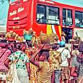 Road Market II by Steve Mvondo