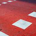 Road Markings by Pati Photography