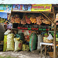 Road Side Store Philippines by James BO  Insogna