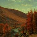 Road Through Belvedere by Thomas Worthington