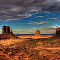 Road Through Monument Valley by William Wetmore