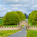 Road To Burghley House-vertical by Shanna Hyatt