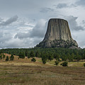 Road To Devils Tower Panorama by Michael Ver Sprill
