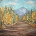 Road To Mountain by Joseph Sandora Jr