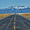 Road To Mountains by Hideaki Sakurai