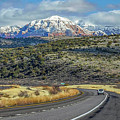Road To Sedona by Will Wagner