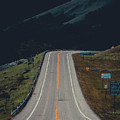 Road To The Mountains by Ethan Helferty
