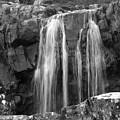 Roadside Waterfall - Ireland by Mike McGlothlen