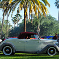 Roadster At The Castle by Customikes Fun Photography and Film Aka K Mikael Wallin