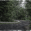 Roadway Fingers Lakes New York Area Pa 02 by Thomas Woolworth