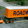 Roadway Truck by Pat Turner