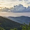 Roan Mountain Vista by Heather Applegate