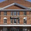 Roanoke City Market Building by Teresa Mucha