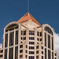 Roanoke Wells Fargo Bank by Bob Phillips