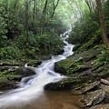 Roaring Fork Falls by Chris Berrier