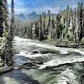 Roaring River by Rich Stedman