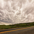 Roaring Storming Highway Skies by James BO Insogna