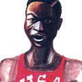 Robert Bob Beamon by Emmanuel Baliyanga