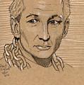 Robert Englund by Frank Middleton
