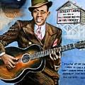 Robert Johnson Mississippi Delta Blues by Karl Wagner