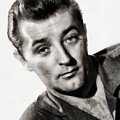 Robert Mitchum, Vintage Actor by John Springfield