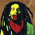 Robert Nesta Marley by Stormm Bradshaw