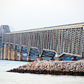 Robert O. Norris Bridge by Erik Berglund