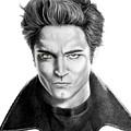 Robert Pattinson - Twilight's Edward by Murphy Elliott