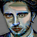 Robert Pattinson by Felix Von Altersheim