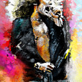 Robert Plant 03 by Miki De Goodaboom