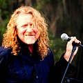 Robert Plant by Angela Murray