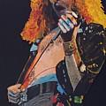 Robert Plant by Bruce Schmalfuss
