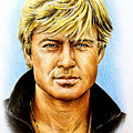 Robert Redford by Andrew Read